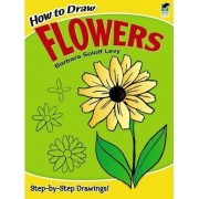 How to Draw Flowers by Barbara Soloff-Levy