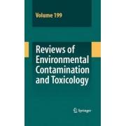 Reviews of Environmental Contamination and Toxicology 199: v. 199 by David M. Whitacre