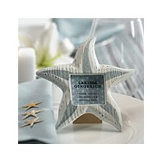 Small Wooden Starfish Photo Frames