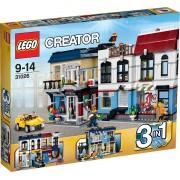 LEGO Creator Fietswinkel & Café - 31026