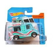 Hot Wheels 2014 Hw City 9/250 Sweet Streets On Short Card