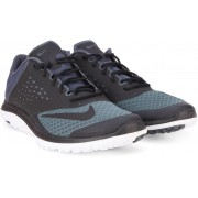 Nike FS LITE RUN 2 Running Shoes(Grey, Black)