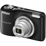 Aparat Foto Digital NIKON COOLPIX L31 (Negru), Filmare HD, 16.1 MP, Zoom optic 5x