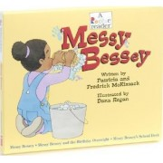 A Rookie Reader Boxed Set-Messy Bessey Boxed Set 1 by Patricia C McKissack