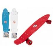 Skateboard copii longboard model Retro 57cm lungime 100kg