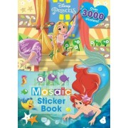 Disney Princess Mosaic Sticker Book by Parragon Books Ltd