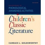 Sourcebook of Phonological Awareness Activities: v. 1 by Candace L. Goldsworthy