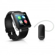 XTOUCH Bluetooth Smart-Watch Armband UHR 1.54inch LG Display