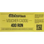 Voucher cadou 400 RON