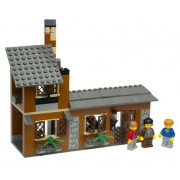 Lego Harry Potter and Sorcerer's Stone Set #4728 Escape from Pivet Drive