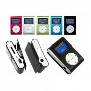Mini Mp3 Player cu afisaj digital