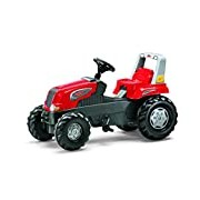 Rolly Toys 800254 rollyJunior RT, tractor Red