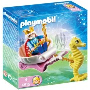 Playmobil Ocean with King Seahorse Carriage