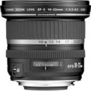 Obiectiv Foto Canon EF-S 10-22mm f3.5-4.5 USM