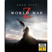 WORLD WAR Z Steel Book - 2 discs 2012