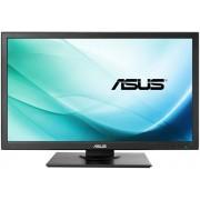 """Monitor IPS LED ASUS 23"""" BE239QLB, Full HD (1920 x 1080), VGA, DVI-D, DisplayPort, 5 ms GTG, Boxe, Pivot (Negru) + Ventilator de birou Esperanza EA149K, USB, 2.5W (Negru)"""
