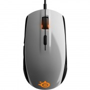 Mouse SteelSeries Rival 100 White