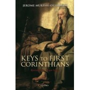 Keys to First Corinthians by Jerome Murphy-O'Connor