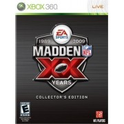 Madden Nfl 09 20th Anniversary Collectors Edition Xbox 360
