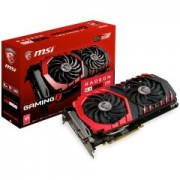 MSI Video Card AMD Radeon RX 480 Gaming X GDDR5 8GB/256bit