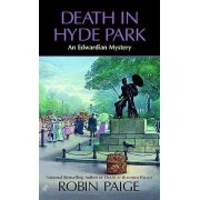 Death in Hyde Park by Robin Paige