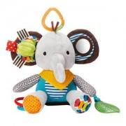 Skip Hop Unisex Norway Assort First toys and baby toys Multi Bandana Buddies Activity Animal Elephant