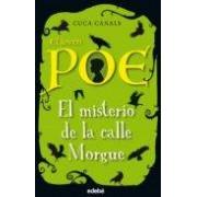 Canals Cuca El Joven Poe 1 : El Misterio De La Calle Morgue