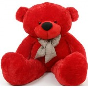 IndiaBuyerSeller Valentines Day Big Red Soft Toy