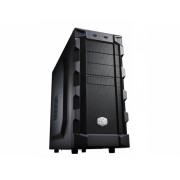 CARCASA COOLER MASTER K280, mid-tower, ATX, 1* 120mm fan (inclus), I/O panel, black (RC-K280-KKN1)