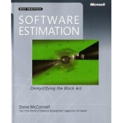 Software Estimation by Steven C. McConnell