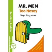 Mr Men Too Nosey