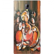 Snooky Digital Print Hard Back Case Cover For Micromax Canvas Xpress A99 97756