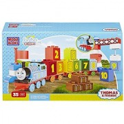 Mega Bloks Junior Builders Thomas and Friends 1-2-3 Count Set 33 Pieces