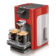 Philips - HD7864/81 - Cafetière Senseo Quadrante avec Sélecteur d'Intensité - Carmin - Rouge