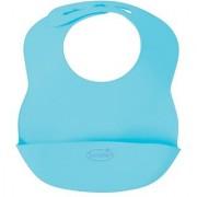 Summer Infant Bibbity Rinse and Roll Portable Bib Blue