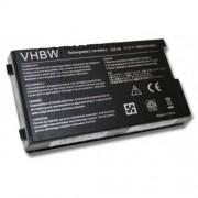 ASUS A8 4400mAh Laptop Akkumulátor