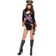 Diva dictator kostuum voor dames S