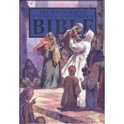 Catholic Children's Illustrated Bible-NAB by Anne de Graaf