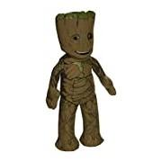 "Bleacher Creatures BC10RMARGR/GOG 11-Inch ""Groot Guardian of The Galaxy Bleacher Creature"" Plush Figure"