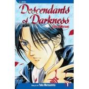 Descendants of Darkness, Vol. 4 by Yoko Matsushita