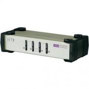Aten Przełącznik KVM, VGA ATEN CS84U-AT, USB, PS/2, 2048 x 1536 px, Ilość przełączalnych PC: 4