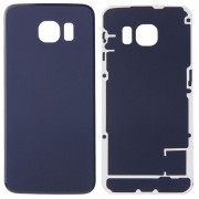 iPartsBuy Battery Back Cover Replacement for Samsung Galaxy S6 Edge / G925(Blue)