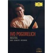 Ivo Pogorelich - English Suites No.2&3 (0044007340455) (1 DVD)