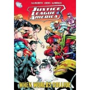 Justice League Of America When Worlds Collide TP by Dwayne McDuffie