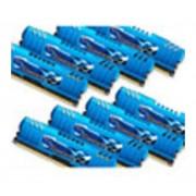 G.Skill RipJaws Z Series 64 Go (8 x 8 Go) DDR3 2133 MHz CL10, Kit Quad Channel DDR3 PC3-17000 F3-2133C10Q2-64GZM