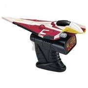 Star Wars ATOC Jedi Starfighter Galactic Chase Game