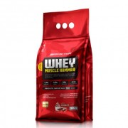 Whey Muscle Hammer - Body Action - 900g-Chocolate