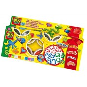 SES Creative Childrens Claymania Clay and Cutters Set