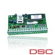 MODUL DE EXTENSIE DSC CU 8 INTRARI PC 6108
