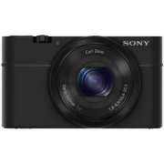 APARAT FOTO SONY DCS-RX100 BLACK 20.2 MP CMOS